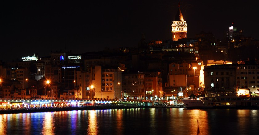 Istanbul   © Ted Drake / Flickr