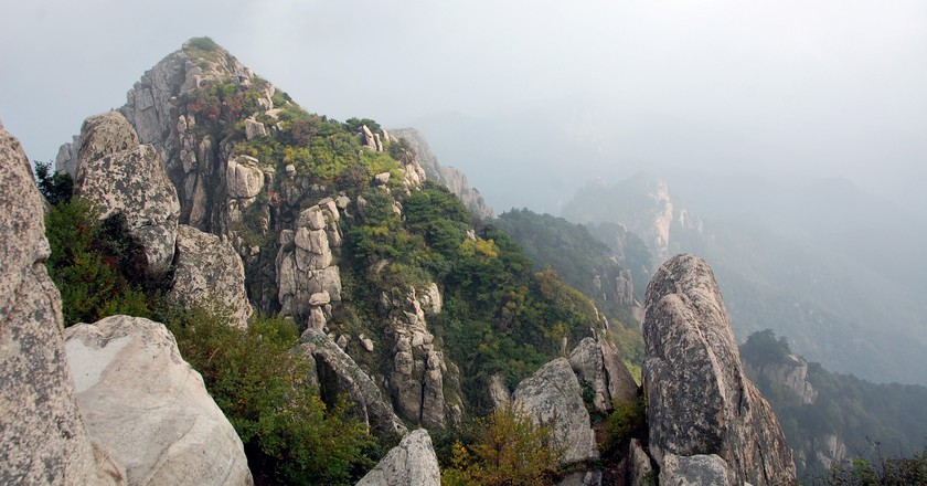 Mount Tai, Shandong | © kanegen/Flickr