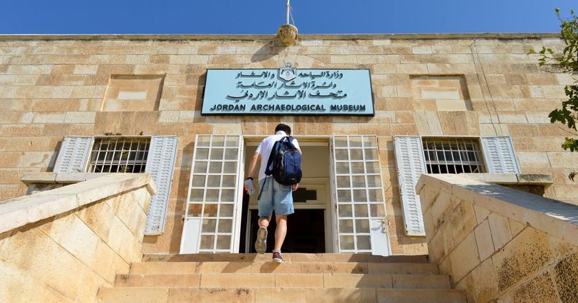 Jordan Archaeological Museum | © Francisco Anzola/Flickr