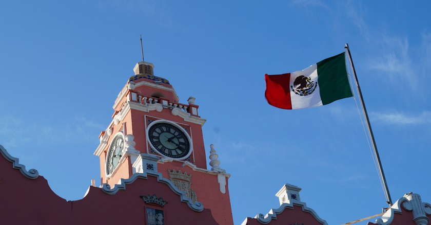Palacio Municipal, Merida, Mexico © Niek Van Son / flickr