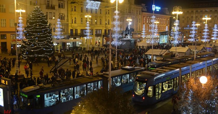 Christmas in Zagreb | © Miroslav Vajdic/Flickr