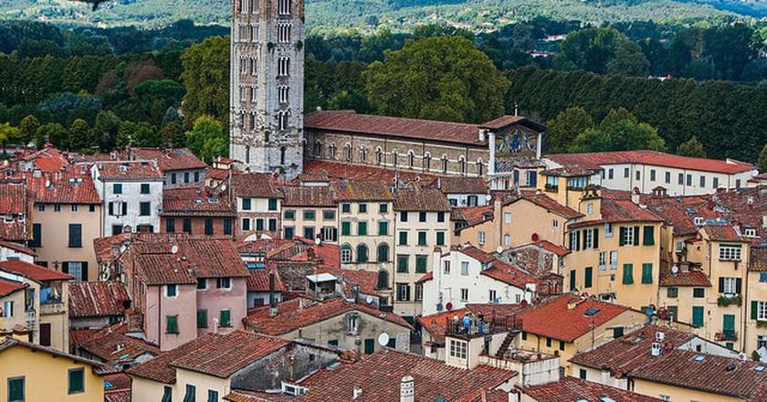 Lucca| © John Weiss/Flickr