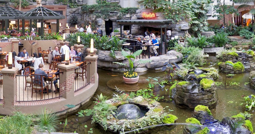 Gaylord Opryland Resort & Convention Center | ©Nick Amoscato / Flickr