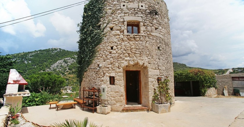The Old Tower in Hvar | Courtesy of Airbnb