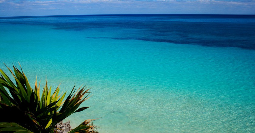 Tulum Beach  © Esparta Palma/Flickr