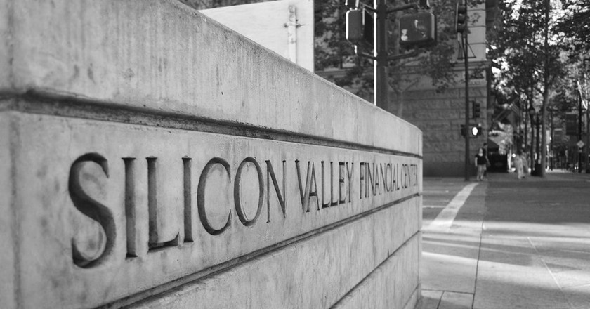 Silicon Valley Financial Center   © Christian Rondeau/Flickr