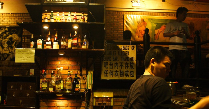 Sanlitun bar | © Da Yang / Flickr
