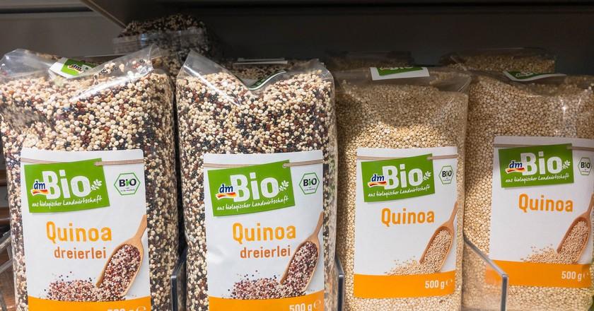 Bio Quinoa bei dm | ©Marco Verch / flickr