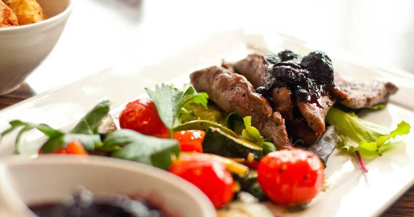Meat and Vegetables | © Marco Verch/Flickr