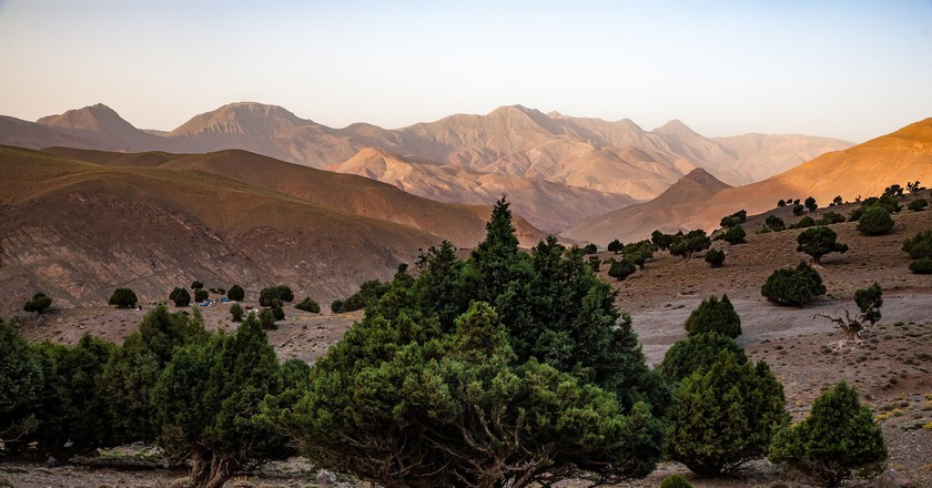 Landscapes in Morocco | © ::ErWin / Flickr