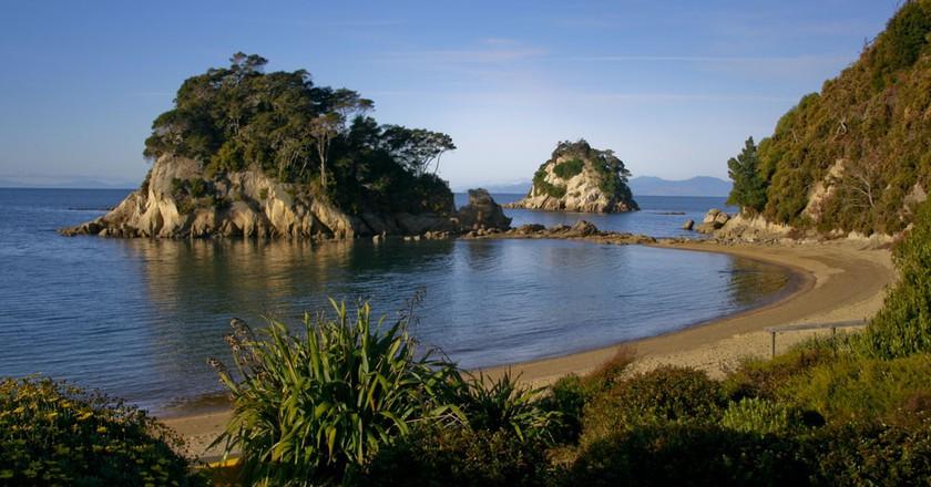 Little Kaiteriteri Beach | © Jonathan Reid/Flickr