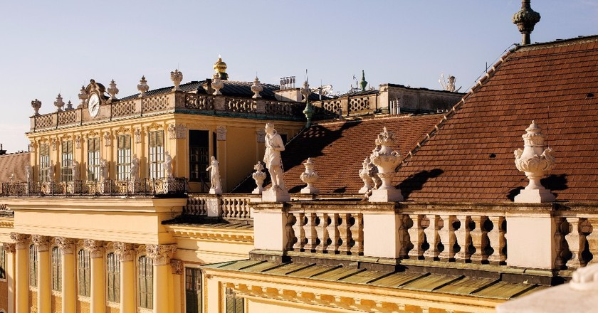 Schönbrunn   © Vienna Tourist Board