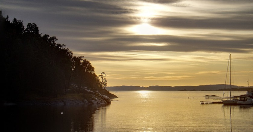 Sunset at Bygdøy | © Siri Spjelkavik / Flickr
