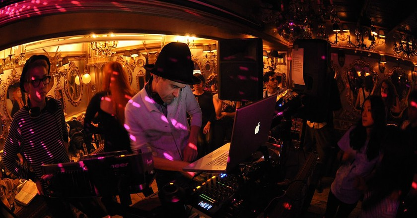 Jerry Bouthier Dj Set / Night in Shibuya | © dat' / Flickr