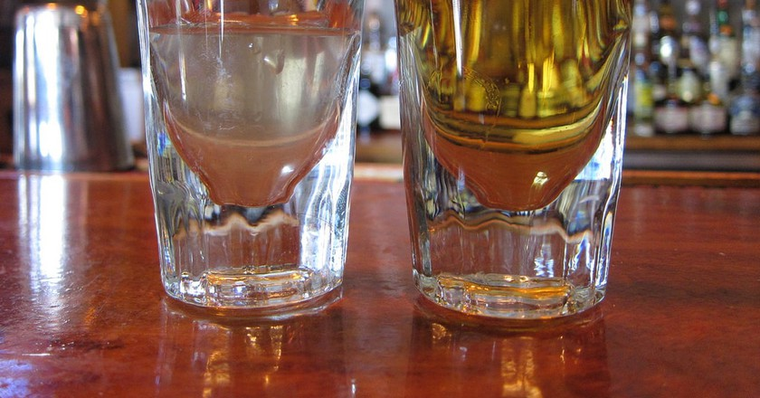 Pickleback Shot | © Andrew Mager / Flickr