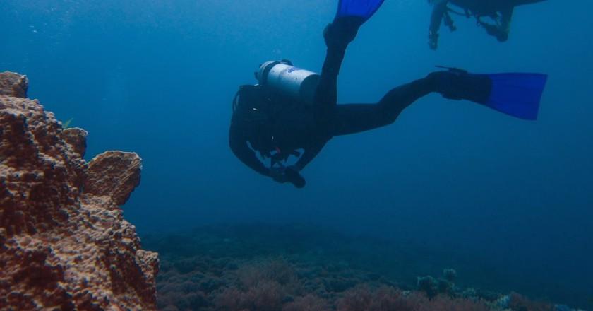 Diving in Indonesia | © Paul/Flickr