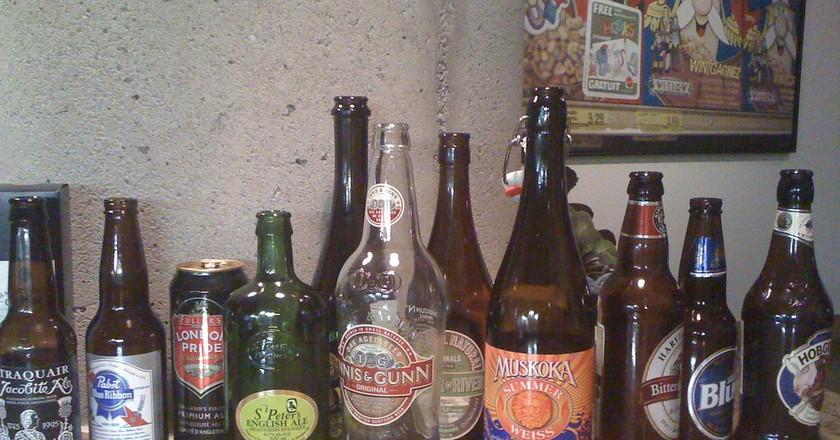 Beers | © Dan Dickinson / Flickr