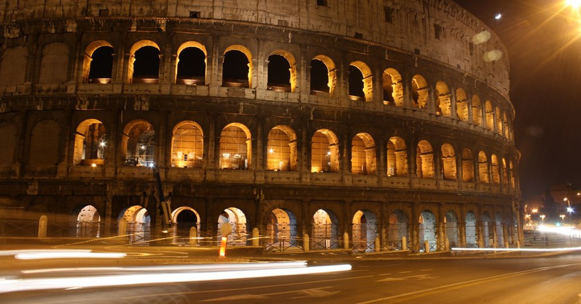 The Colosseum is an enduring symbol of the Eternal City | © Henry Bush/Flickr