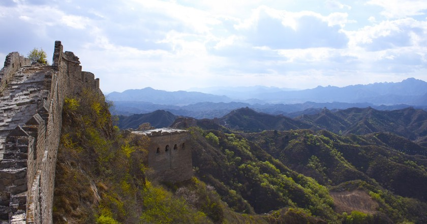 Hebei Great Wall | © kahumphrey / Flickr