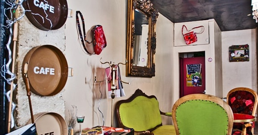 Onze Bar Interior   © Onze Bar