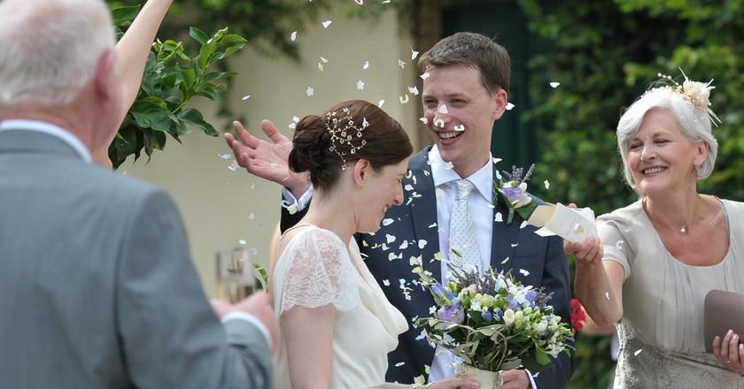 Wedding Scene  ©Matthew Hutchinson/Flickr