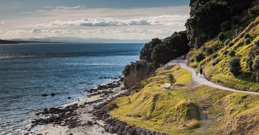 Mount Maunganui   © russellstreet/Flickr