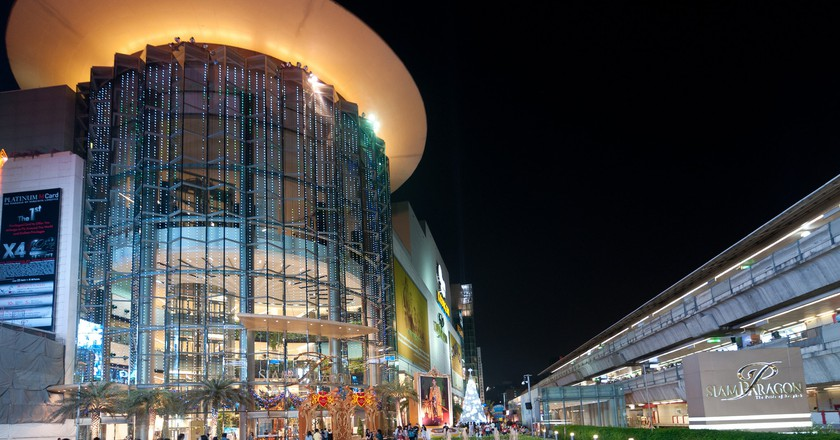 A Guide to Bangkok's Luxury Megamalls