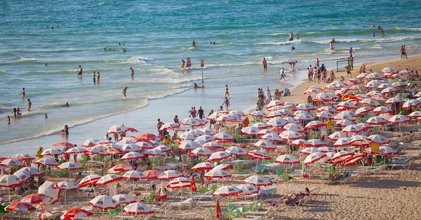 Tel Aviv beach | © israeltourism / Flickr