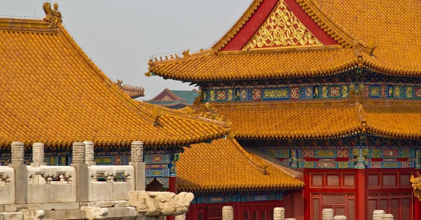 Forbidden City, Beijing   © Colin Capelle/Flickr