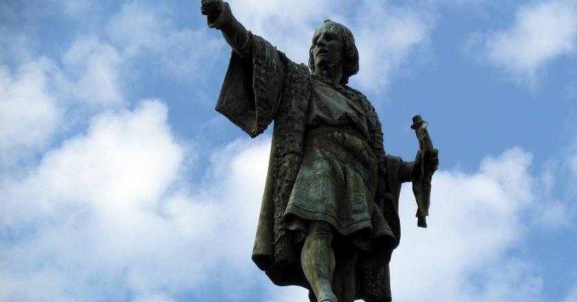 Monument to Columbus in Barcelona; David Berkowitz/flickr