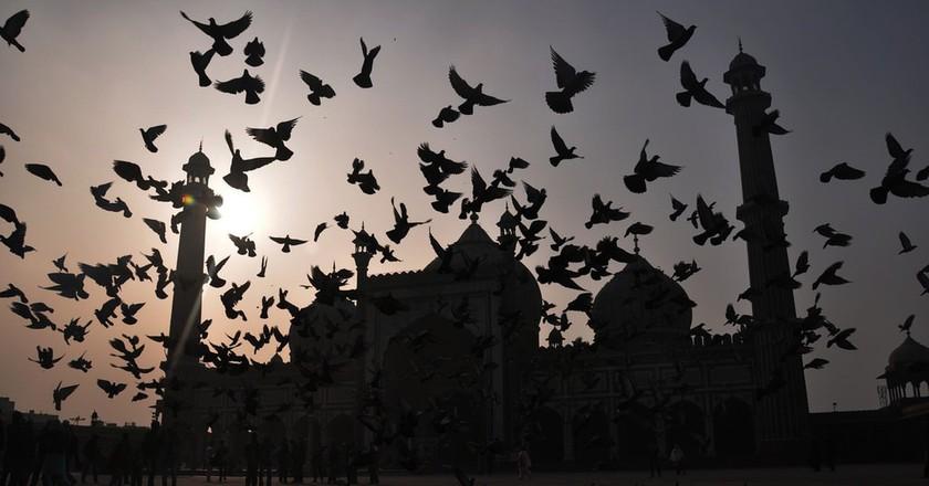 Jama Masjid, Delhi © Sourav Das | Flickr.com