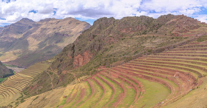 The ruins in Pisac | © Murray Foubister / Flickr