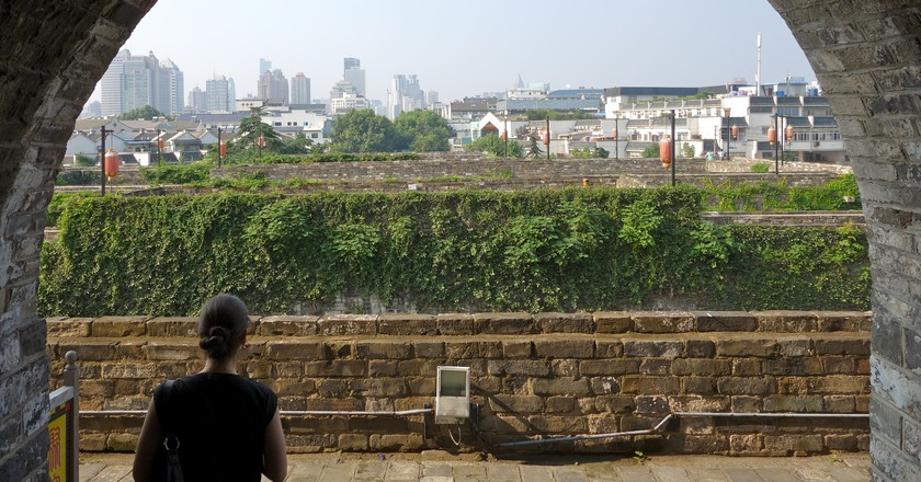 Nanjing, from the South   © Kevin Dooley / Flickr