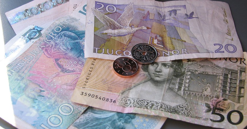 Swedish currency | © jeaneeem/Flickr