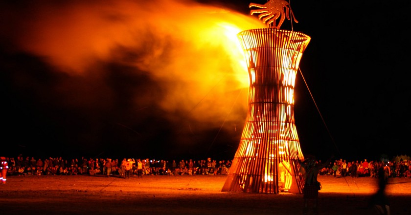 AfrikaBurn |© Jolene Thompson / Flickr