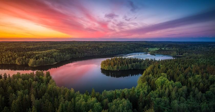 Lake Aulangon