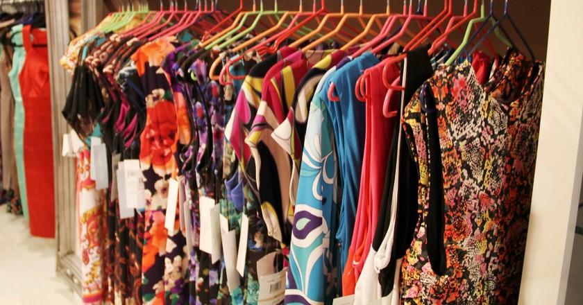 Fashion at La galería Jorge Juan, Valencia. Photo courtesy of La galería Jorge Juan