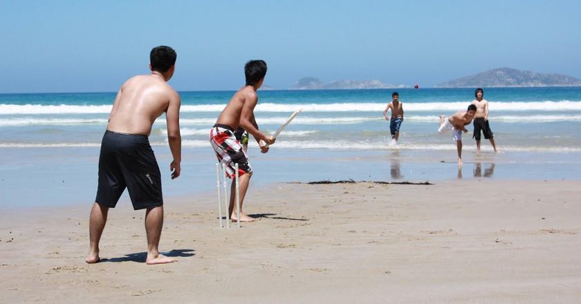 Beach cricket | © Colin J/Flickr