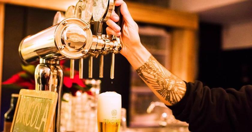 Craft beer at Ruzanuvol, Valencia  Courtesy of Ruzanuvol