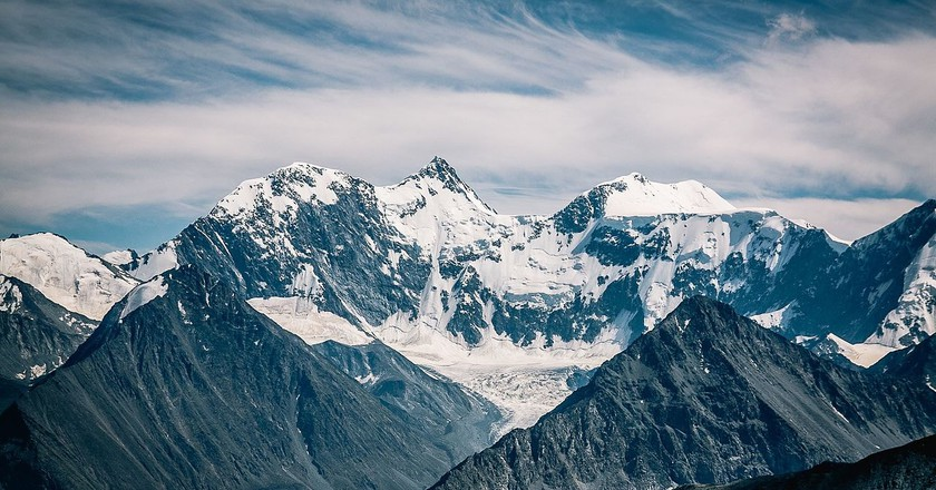 The peak of Belukha   © Marina Rodionova / WikiCommons