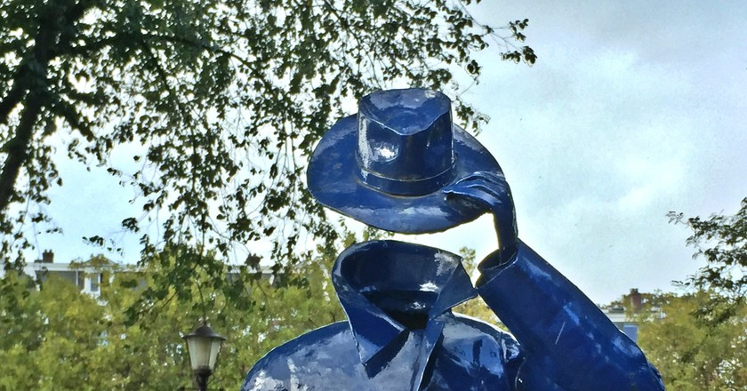 A Mystery Artist Has Been Installing Sculptures Around Amsterdam for 30 Years