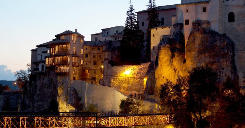 Cuenca's hanging houses |  © bearinthenorth / Pixabay