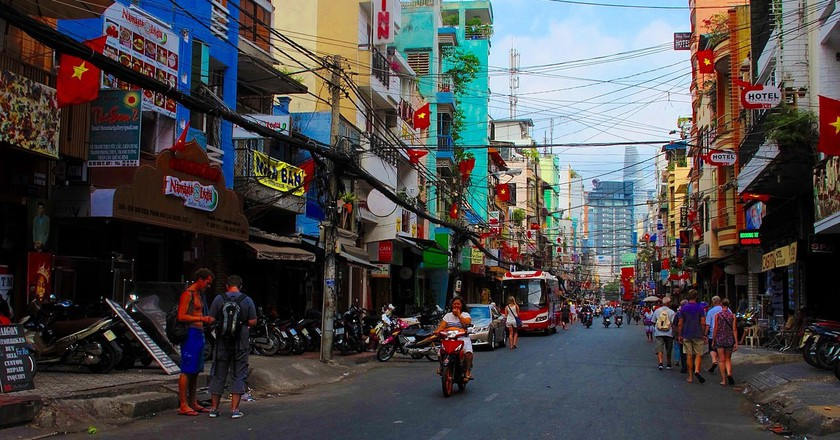 A Guide To Ho Chi Minh City's Bui Vien Backpacker Street