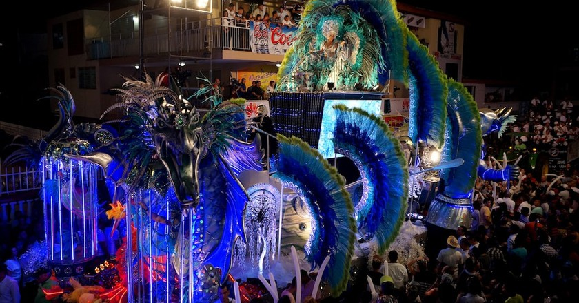 Parade at Parque Porras, Panama City   © RicardoAndres39 / WikiCommons