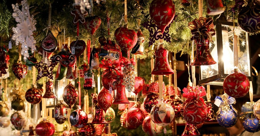 munich christmas market gellinger pixabay - German Handmade Wooden Christmas Decorations