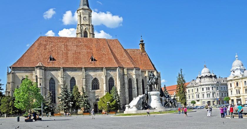 Discover Cluj's arhitectural marvels © Dennis Jarvis / Flickr