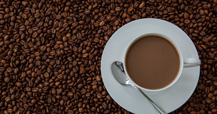 Coffee in Sharjah |© David Pacey / Flickr