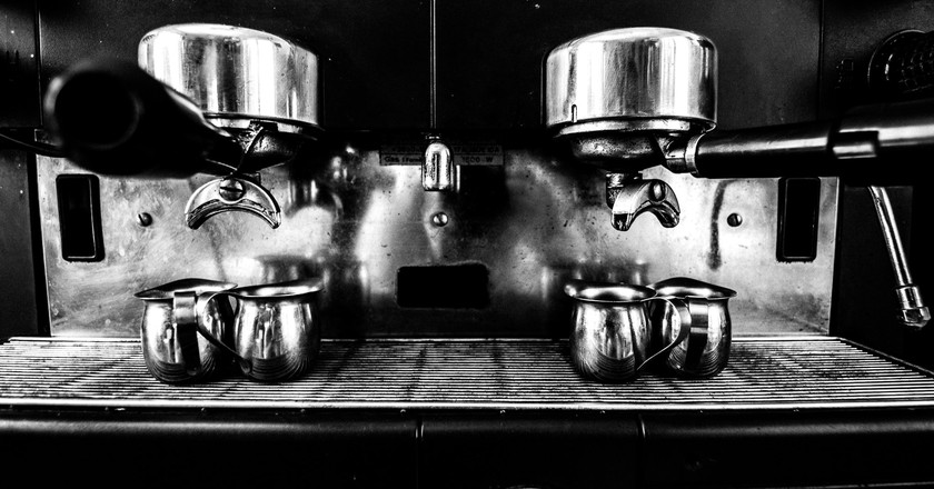 Coffee Maker | © Trevor Bexon/Flickr