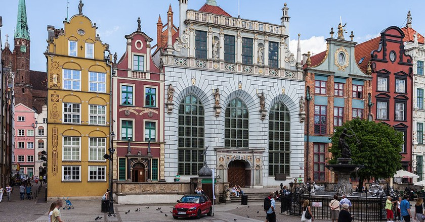 Artus Court, Gdańsk | © Diego Delso / WikiCommons