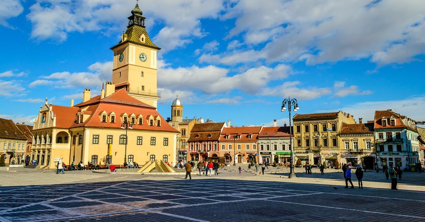 Council Square, Brașov | © Andrei-Daniel Nicolae / Flickr